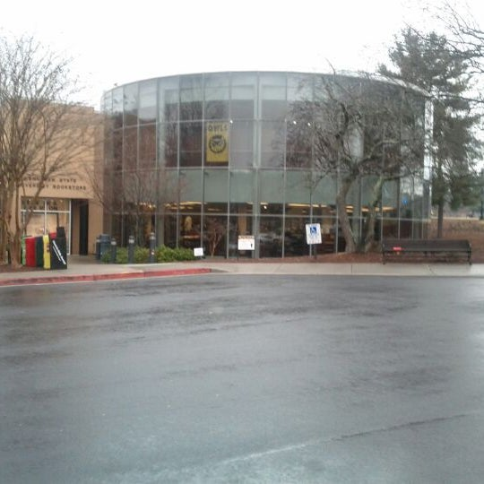Photo taken at Carmichael Student Center by Ed B. on 2/14/2012