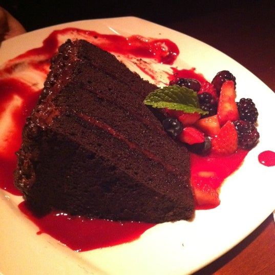 Get the great wall of chocolate!! Best cake ever!