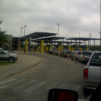 Photo taken at USA Border To Mexico by Gilberto H. on 4/6/2012
