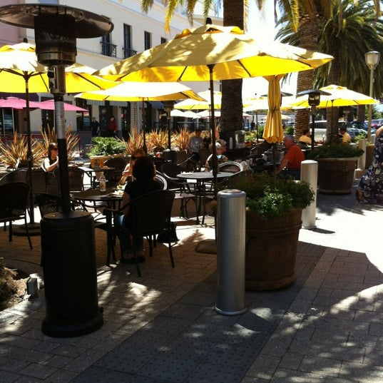Redwood City French Cafe