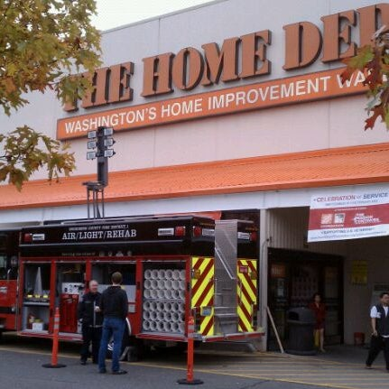 The Home Depot Hardware Store In Paine Field Lake Stickney