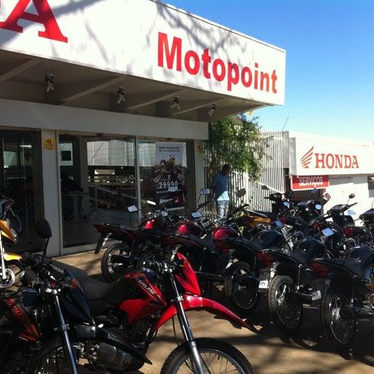 Motopoint honda sobradinho bras lia df for Honda dealership philadelphia pa