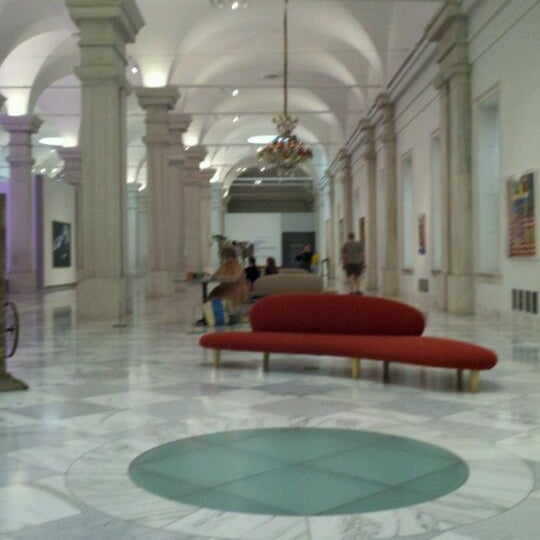 Photo taken at National Portrait Gallery by Albert C. on 6/2/2012
