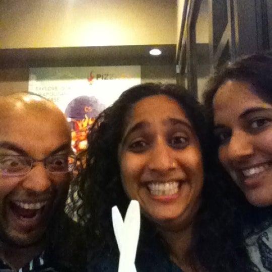 Photo taken at Pizza CS by Sapna P. on 4/18/2012