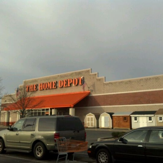 Photo Taken At The Home Depot By James M On 1 28 2012