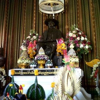 Photo taken at วัดโพธิ์ประทับช้าง by Siska O. on 1/1/2012