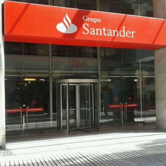 Santander bank in centro hist rico - Be up santander ...