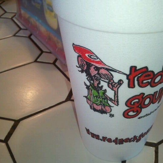 Photo taken at Redneck Gourmet by Mike C. on 1/2/2012