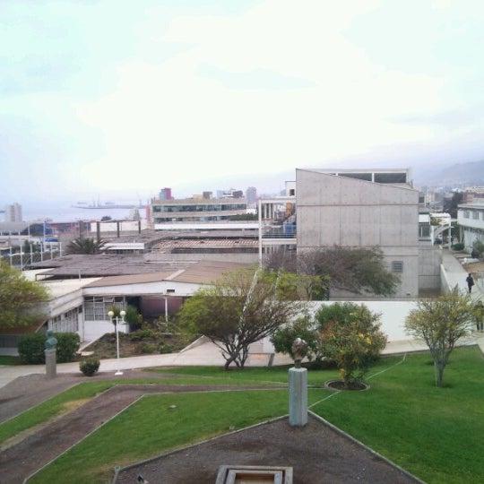 Foto tomada en Universidad Católica del Norte por Juan M. el 8/29/2012