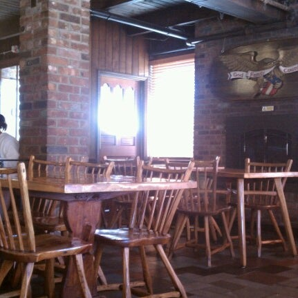Photo taken at The Fireplace Restaurant by Ben T. on 6/30/2012