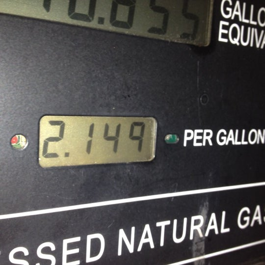Photo taken at Valero by Martha G. on 3/15/2012