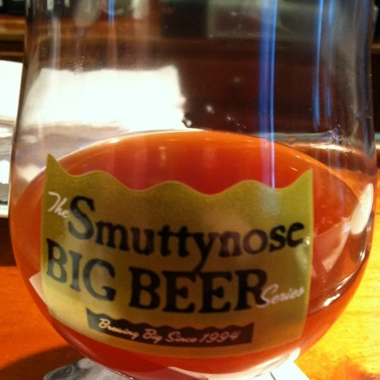 Photo taken at Portsmouth Brewery by Rick S. on 9/16/2011
