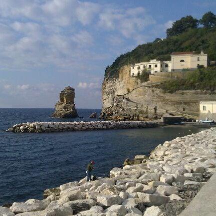 Photo taken at Isola di Nisida - Nisida Island by Davide D. on 10/19/2011