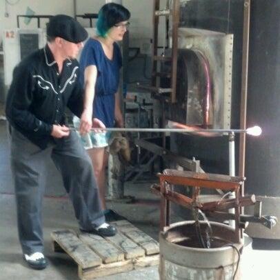 7/7/2012 tarihinde Dora F.ziyaretçi tarafından Public Glass'de çekilen fotoğraf