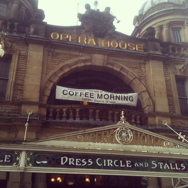 Photo taken at Buxton Opera House by Robert S. on 12/3/2011