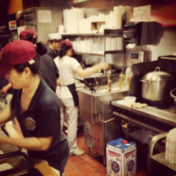 Photo taken at Vanessa's Dumpling House by Jacob R. on 6/13/2012