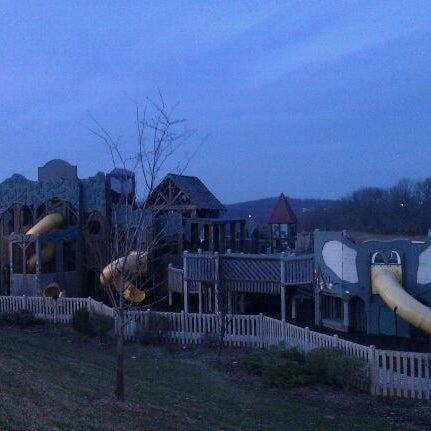 Photo taken at Annie's Playground by Bob G. on 3/17/2011