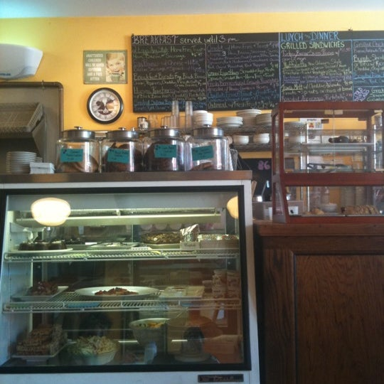 Toast Cafe Sidney Menu
