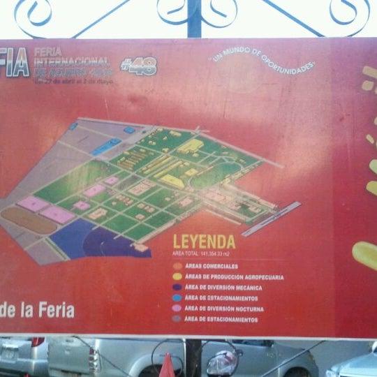 Photo taken at Feria Internacional de Azuero by Alina G. on 4/29/2012