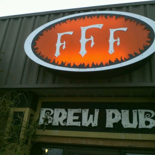 Photo taken at 3 Floyds Brewery & Pub by Alex V. on 11/26/2011
