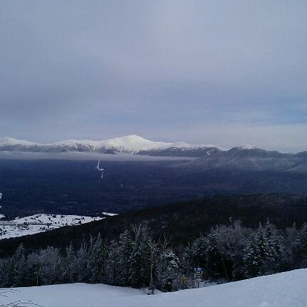 Photo taken at Bretton Woods by Heather M. on 1/28/2012