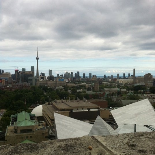 Photo taken at Park Hyatt Toronto by Kareem S. on 6/25/2011