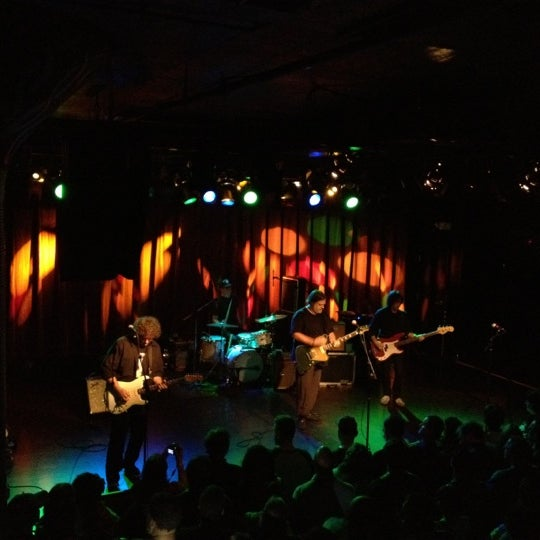 Photo taken at Paradise Rock Club by Penny C. on 6/20/2012