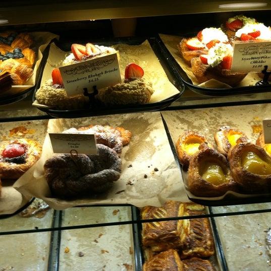 Photo taken at Bakery Nouveau by Noah K. on 7/17/2011