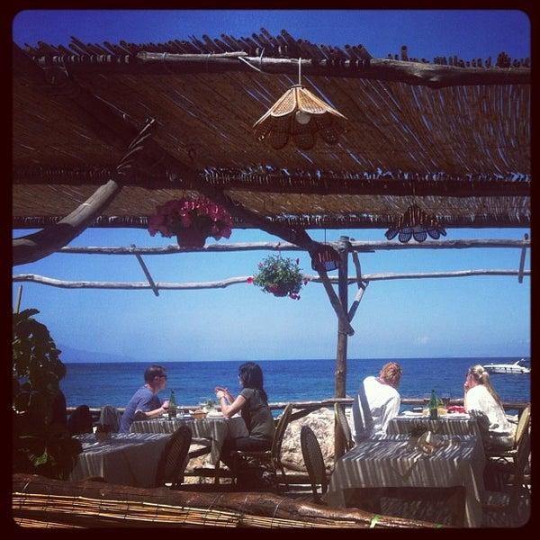 Foto scattata a Marina Grande da Capri Insider il 5/8/2012