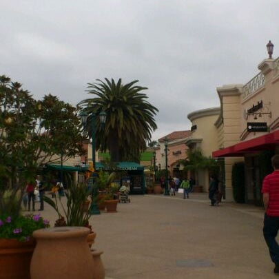 Photo taken at Carlsbad Premium Outlets by Masahito M. on 2/26/2012