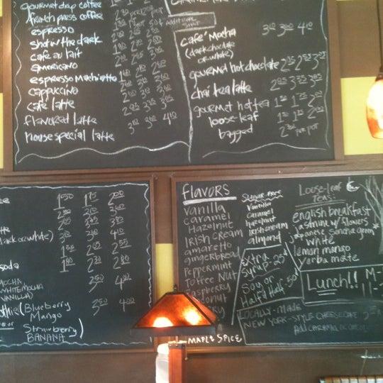 Photo taken at Rivertown Coffee by James M. on 8/18/2011
