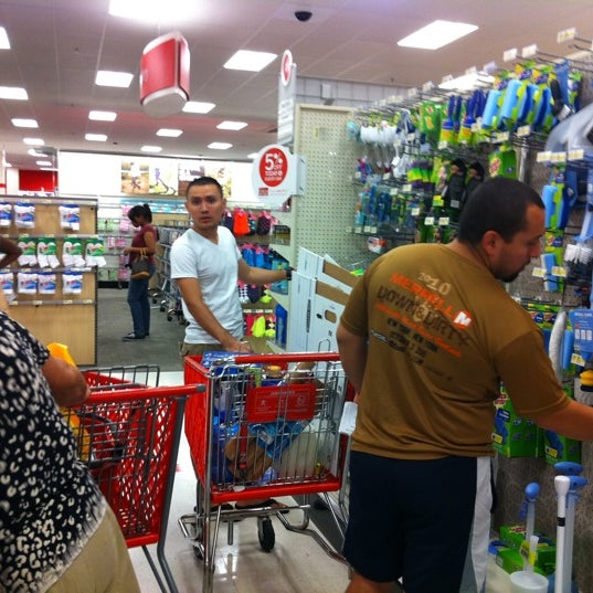 Photo taken at Target by Danielle A. on 8/20/2011