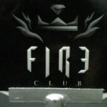 Photo taken at Fire Club by Isabella on 1/6/2012