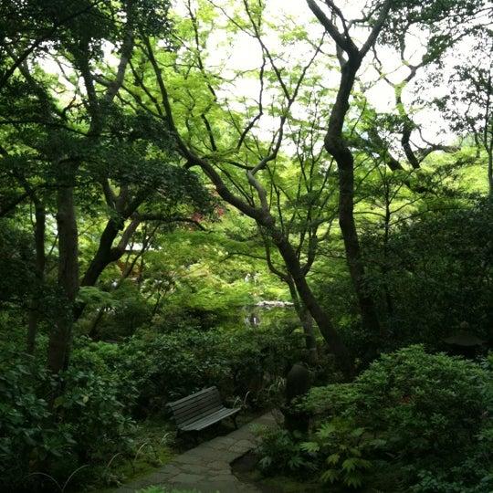 Photo taken at Nezu Museum by Masayuki M. on 4/30/2012