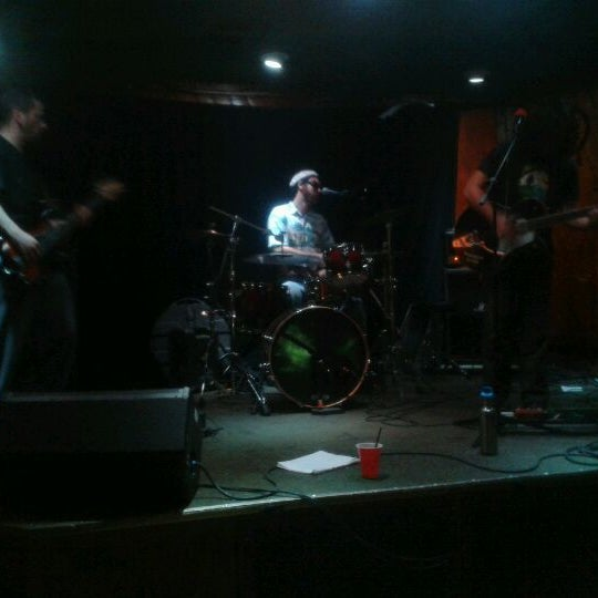 Photo taken at Yucca Tap Room by Steve T. on 1/25/2012