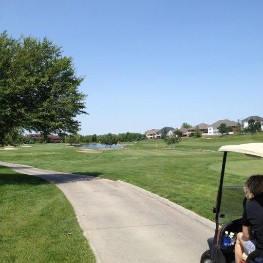 Photo taken at Wilderness Ridge Golf by Bruce B. on 5/14/2012