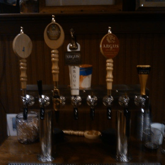 Photo taken at Argus Brewery by Michael C. on 1/5/2012
