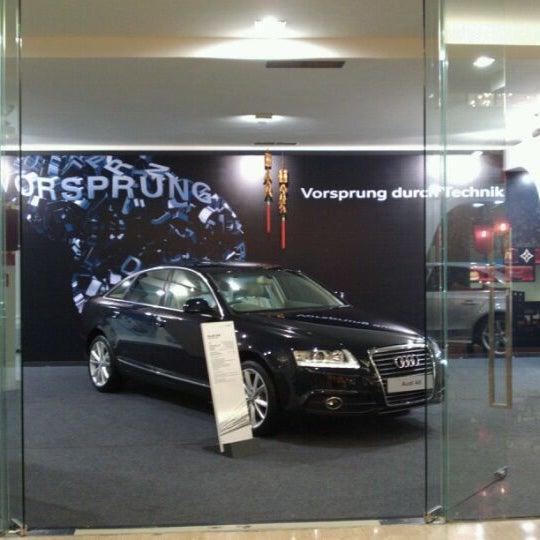 Photos At Audi Plaza Indonesia Menteng Tips - Plaza audi
