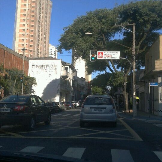 Photo taken at Rua Clélia by 💖Caroline M. on 12/11/2011