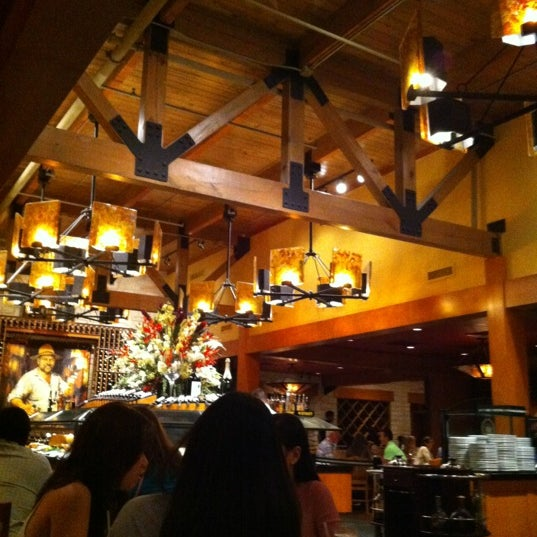 Photo taken at Fogo de Chao Brazilian Steakhouse by Ana R. on 5/27/2012