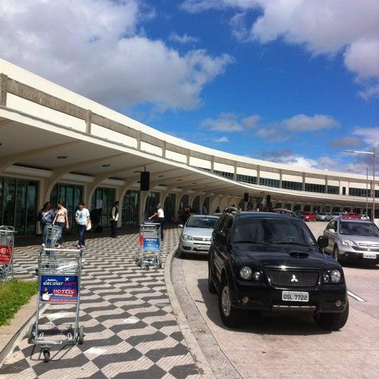 Снимок сделан в Международный аэропорт Конгоньяс/Сан-Паулу (CGH) пользователем pepecwb 1/28/2012