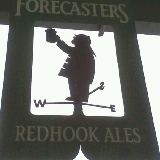 Photo taken at Redhook Brewery by Th_Aviator on 1/15/2012