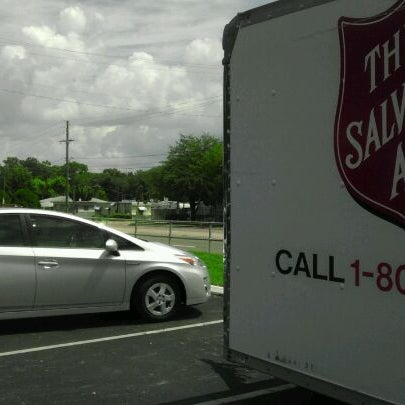 Salvation Army Family Store Village of Tampa N