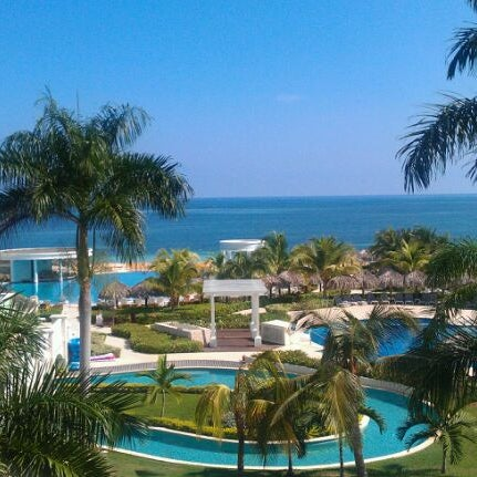 Photo taken at Iberostar Rose Hall Suites by Viz on 9/14/2011