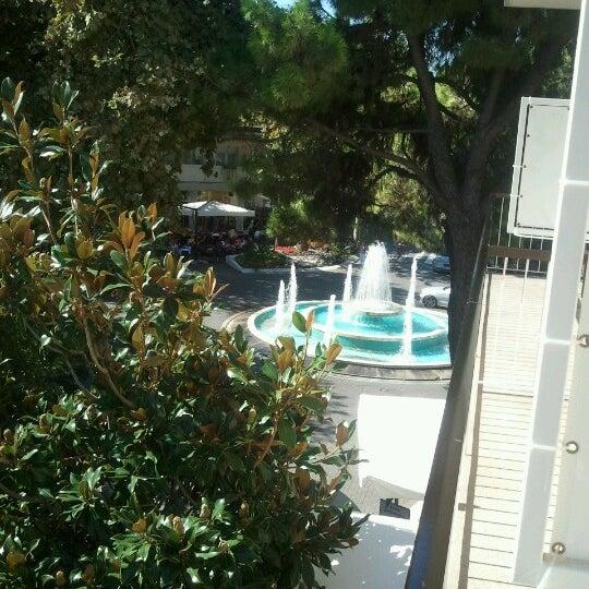 Photo taken at Hotel Monaco by Claudio B. on 9/9/2012