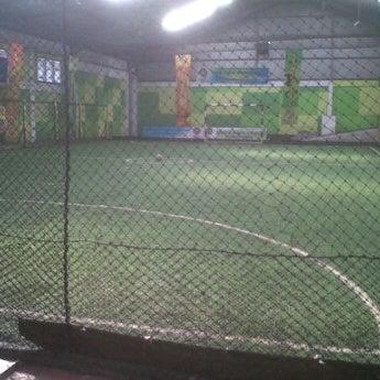 Foto tomada en Planet Futsal por Rhio A. el 1/29/2012
