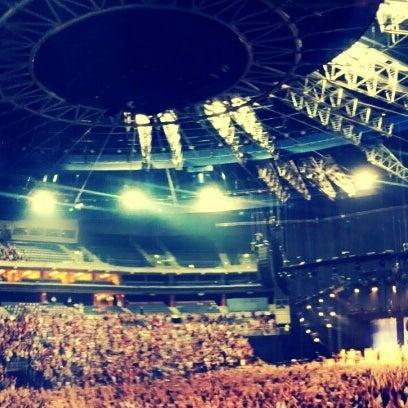 Photo taken at O2 arena by Igi P. on 7/4/2012