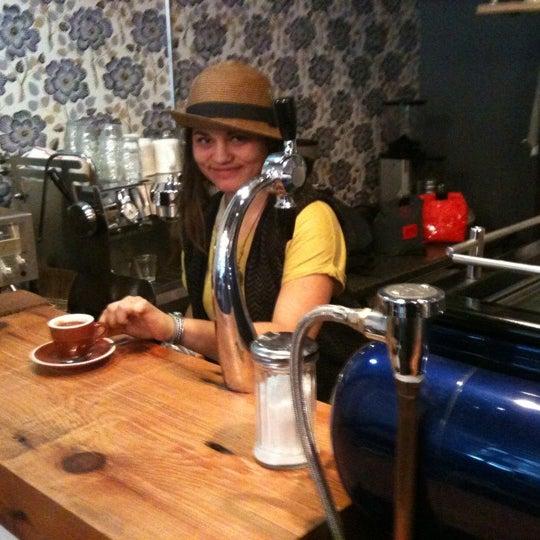 Das Foto wurde bei Culture Espresso von Maarten v. am 1/8/2011 aufgenommen