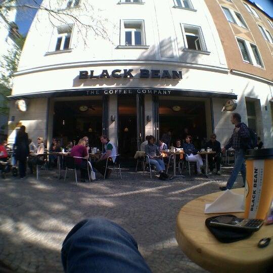 Photo taken at Black Bean by Dominik L. on 4/9/2011