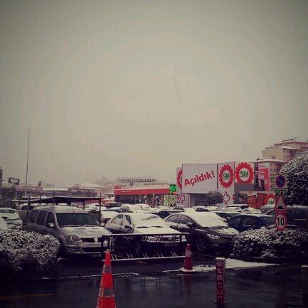 1/16/2012 tarihinde Sebnem Basak N.ziyaretçi tarafından Beylikdüzü Migros AVM'de çekilen fotoğraf
